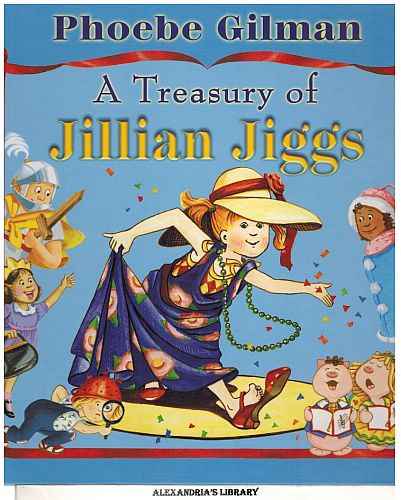 Image for Treasury of Jillian Jiggs