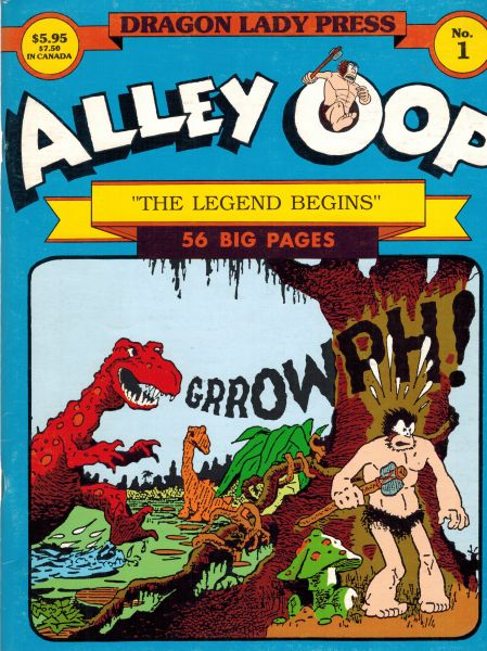 "Image for Alley Oop No. 1 ""The Legend Begins"""