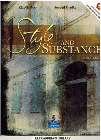 Image for Style and Substance - Second Edition