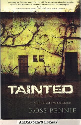 Image for Tainted: A Dr. Zol Szabo Medical Mystery
