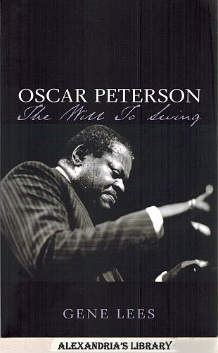 Image for Oscar Peterson : The Will to Swing
