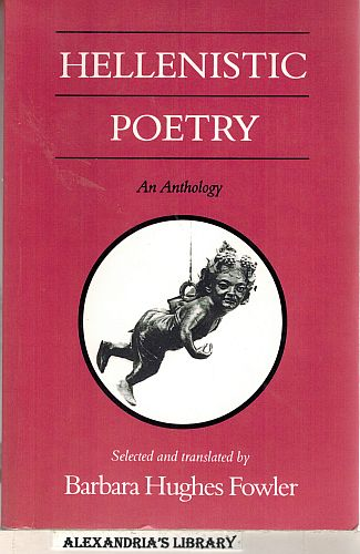 Image for Hellenistic Poetry: An Anthology (Wisconsin Studies in Classics)