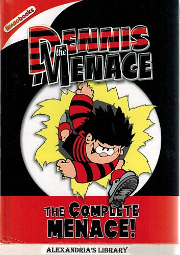 Image for Dennis the Menace: The Complete Menace