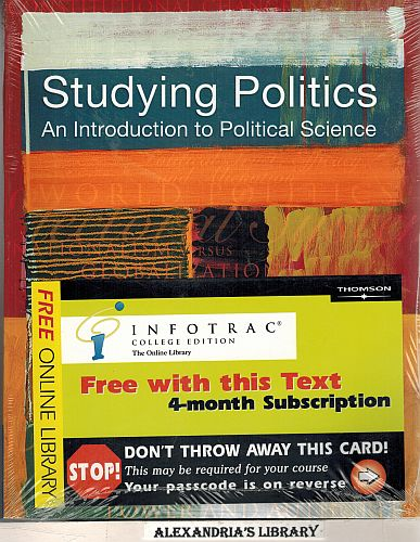 Image for Studying Politics: : An Introduction to Political Science, First Editio