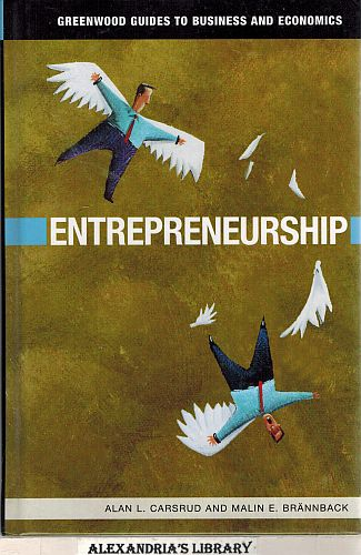 Image for Entrepreneurship (Greenwood Guides to Business and Economics)
