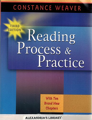 Image for Reading Process and Practice, 3rd Ed.