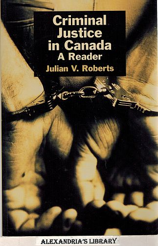 Image for Criminal justice in Canada: A reader