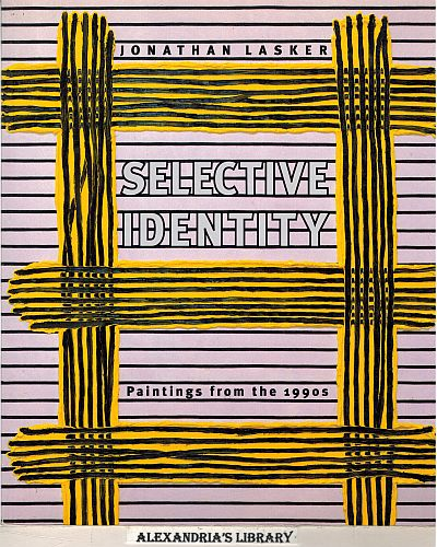 Image for Jonathan Lasker: Selective Identity : Paintings from the 1990s