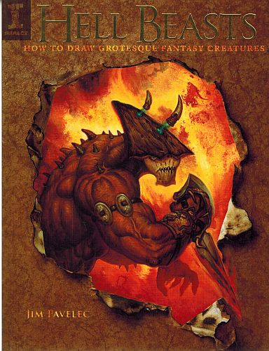 Image for Hell Beasts: How to Draw Grotesque Fantasy Creatures