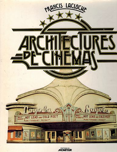 "Image for Architectures de cinemas (Collection Architecture ""Les batiments"") (French Edition)"