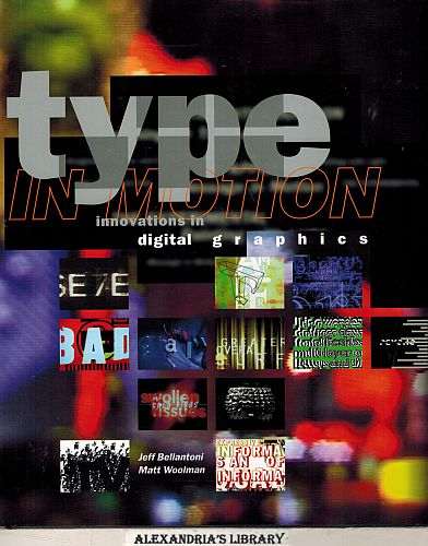 Image for Type In Motion: Innovations in Digital Graphics
