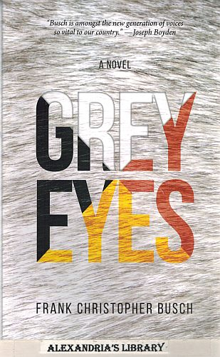 Image for Grey Eyes