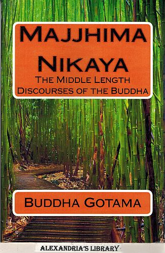 Image for Majjhima Nikaya: The Middle Length Discourses of the Buddha (Pali Edition)