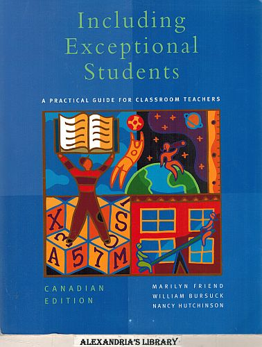 Image for Including Exceptional Students: A Practical Guide for Classroom Teachers - Canadian Edition