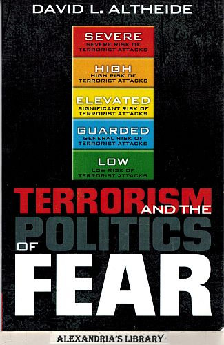 Image for Terrorism and the Politics of Fear