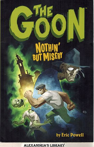 Image for The Goon Volume 1: Nothin' But Misery