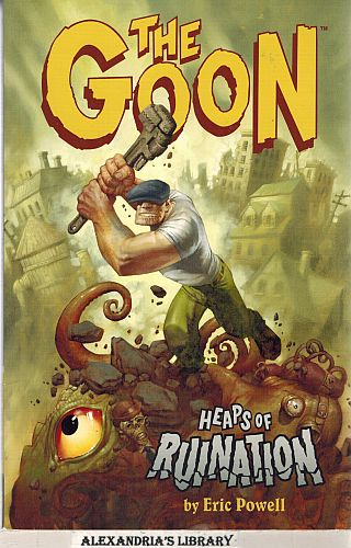 Image for The Goon Volume 3: Heaps Of Ruination
