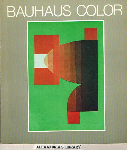 Image for Bauhaus Color, an Exhibition Organized by the High Museum of Art