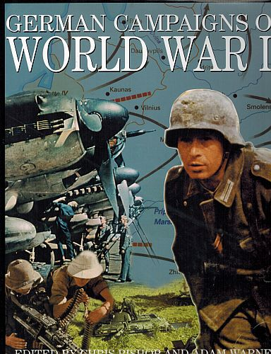 Image for German Campaigns of World War II
