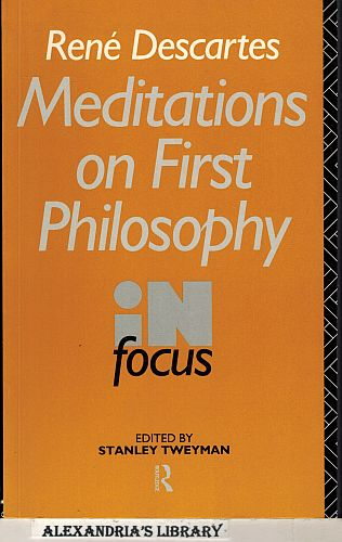 Image for René Descartes' Meditations on First Philosophy in Focus (Philosophers in Focus)