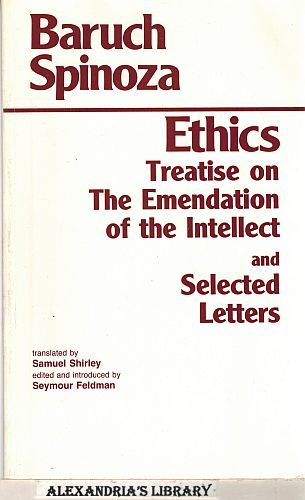 Image for Ethics: with The Treatise on the Emendation of the Intellect and Selected Letters (Hackett Classics)