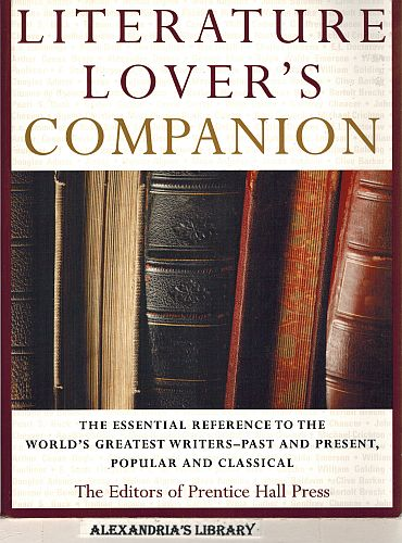 Image for Literature Lover's Companion