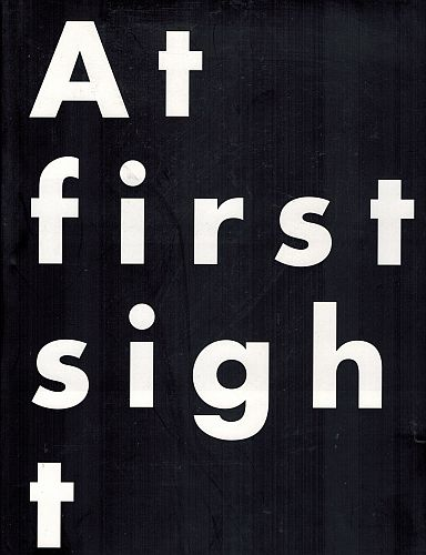 Image for At first sight. Everyday Graphic Design.