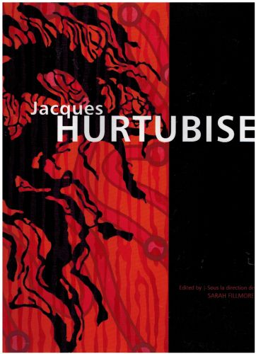 Image for Jacques Hurtubise (English and French Edition)