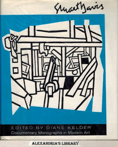 Image for Stuart Davis (Documentary monographs in modern art)