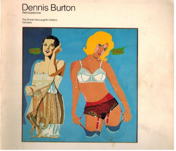 Image for Dennis Burton: Retrospective