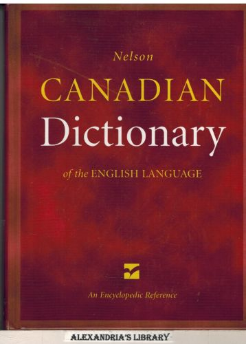 Image for Nelson Canadian Dictionary of the English Language: An encyclopedic Reference