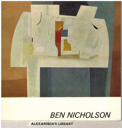 Image for Ben Nicholson - The Tate Gallery, 1969