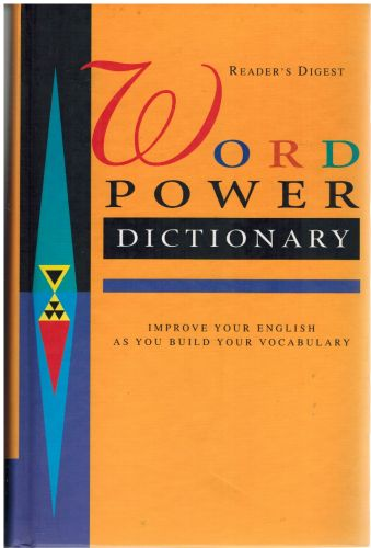 Image for Word Power Dictionary (improve your English as you build your vocabulary)