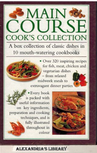 Image for Main Course Cooks Collection 10Vol.