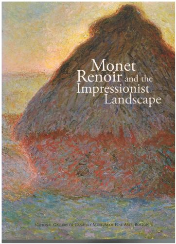 Image for Monet, Renoir, and the impressionist landscape