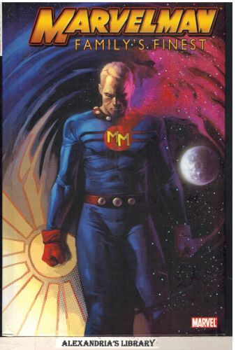 Image for Marvelman Family's Finest