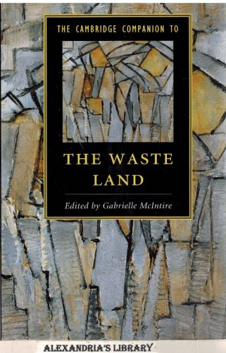 Image for The Cambridge Companion to The Waste Land (Cambridge Companions to Literature)