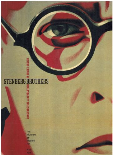 Image for Stenberg Brothers: Constructing a Revolution in Soviet Design