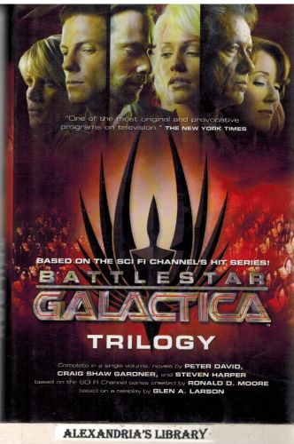 Image for Battlestar Galactica Trilogy