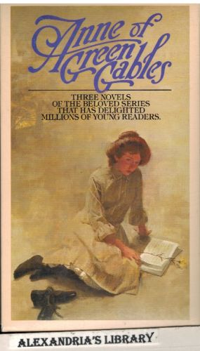 Image for Anne of Green Gables Boxed Set, Vol. 1 (Anne of Green Gables, Anne of Avonlea, Anne of the Island)