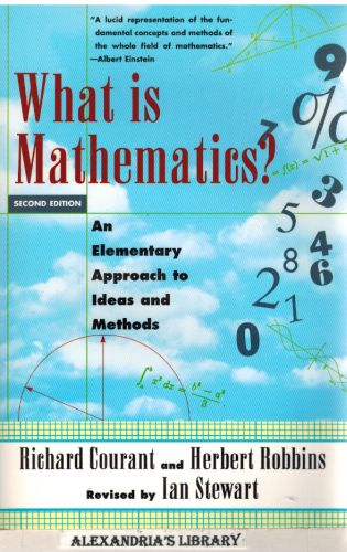 Image for What Is Mathematics? An Elementary Approach to Ideas and Methods
