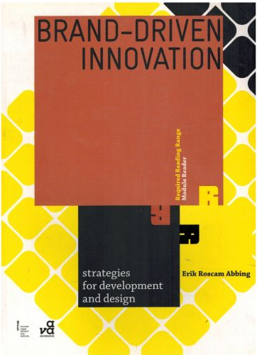 Image for Brand Driven Innovation: Strategies for Development and Design (Required Reading Range)