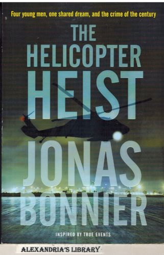 Image for The Helicopter Heist