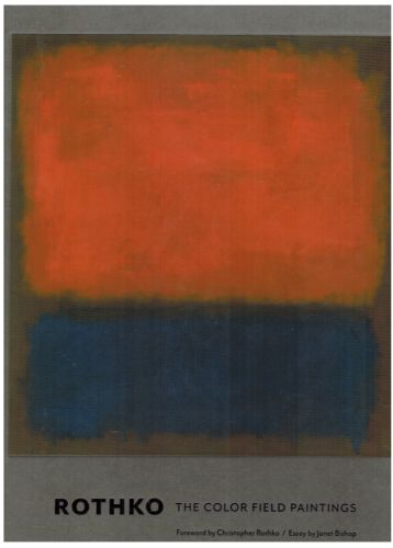 Image for Rothko: The Color Field Paintings