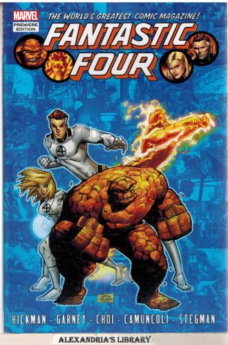 Image for Fantastic Four, Vol. 6 Foundatiom