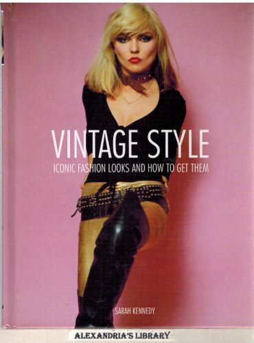 Image for Vintage Style - Iconic Fashion Looks and How to Get Them