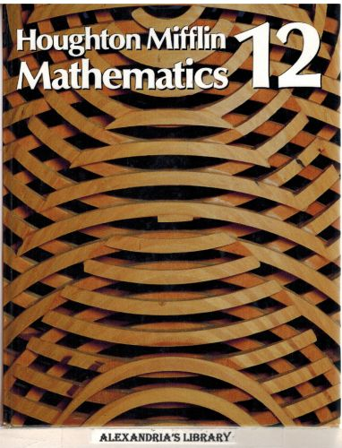 Image for Houghton Mifflin Mathematics 12