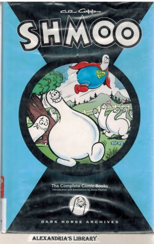 Image for Al Capps Complete Shmoo: The Comic Books