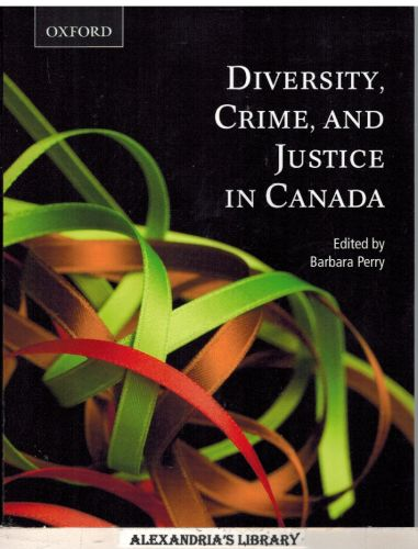 Image for Diversity, Crime, and Justice in Canada