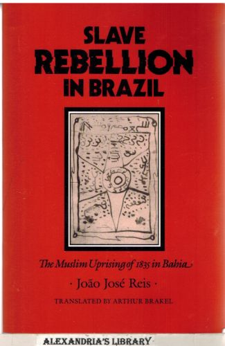 Image for Slave Rebellion in Brazil: The Muslim Uprising of 1835 in Bahia (Johns Hopkins Studies in Atlantic History and Culture)